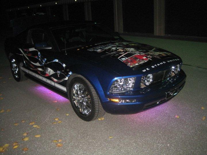 Under car light kit