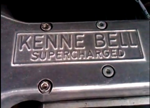 wait does that say supercharged..omg and it's a kenne bell...